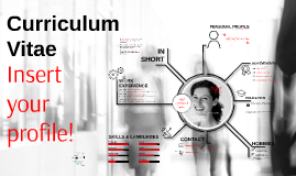 FREE TEMPLATE - Perfect Curriculum Vitae  by