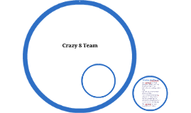 Crazy 8 Team