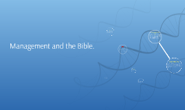 Management and the Bible.