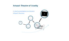 Copy of Artaud- Theatre of Cruelty