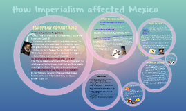 How Imperialism affected Mexico