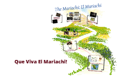 "Copy of Introduction to The Mariachi: ""El Mariachi"""
