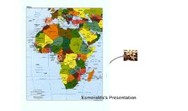 Esmeralda's Presentation