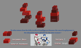 To what extent does Scalable Artificial Intelligence threate