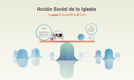 Acción Social de la Iglesia