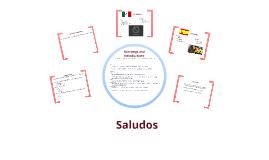 Copy of Spanish Greetings