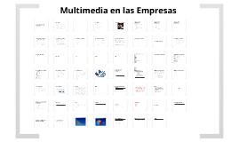 Multimedia en las empresas