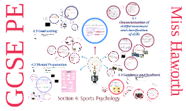 Section 4: Sports Psychology