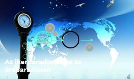 Az ikerparadoxon és az óraparadoxon