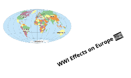 WWI Effects on Europe