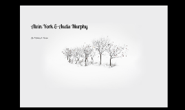 Alvin York & Audie Murphy