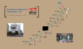 Copy of The Development and History of the Tokyo Stock Exchange.