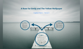 the yellow wallpaper vs a rose for emily The yellow wallpaper and a rose for emily, rose for emily and yellow wallpaper, compare yellow wallpaper and a rose for emily, rose for emily vs yellow wallpaper.