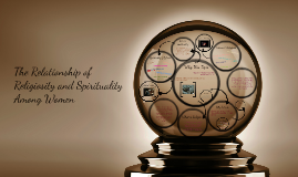 The Relationships of Religion and Spirituality Among Women