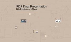 PDP Final Presentation