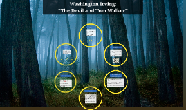 "Washington Irving-""Devil and Tom Walker"" Jigsaw"