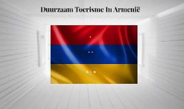 Duurzaam Toerisme In Armenië