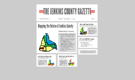 THE JENKINS COUNTY GAZETTE