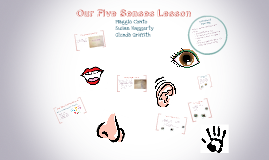 Our Five Senses Lesson