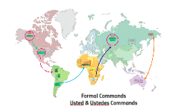 Usted & Ustedes Commands