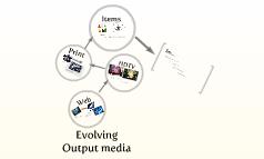 Output media