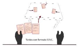 Copy of Copia de Textos con formato I.D.C.