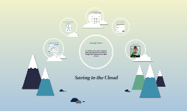 Saving to the Cloud