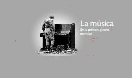 La música en la segunda guerra mundial