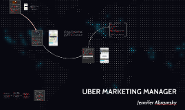 UBER MARKETING MANAGER