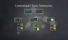 Contextual Clues: Antonyms