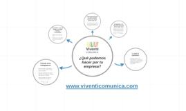 Copy of Viventi Comunica