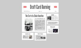 Draft Card Burning