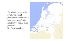 Presentatie Brabant Onderneemt 12 december 2016