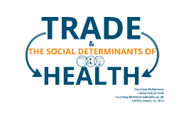 Copy of Trade and the Social Determinants of Health