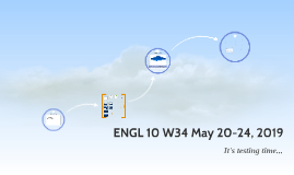 ENGL 10 W34 May 20-24, 2019