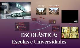 Primeiras escolas e universidades da Idade Média