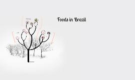Foods in Brazil