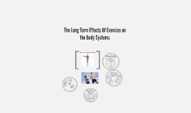 Copy of The Long Term Effects of Exercise on the Body Systems