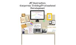 Corporate JIT Presentation