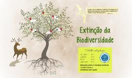 Extinção da Biodiversidade