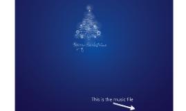 Angèle's & Alcide's 2013 Christmas Prezi