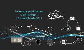 Reunión grupal de padres 2017