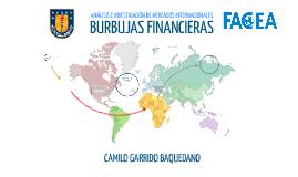 Burbujas Financieras