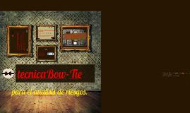 Copy of Bow-Tie