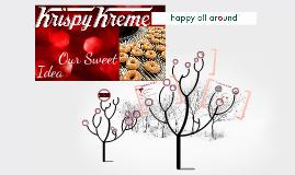 Krispy Kreme Presentation