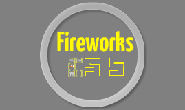 Copy of Fireworks