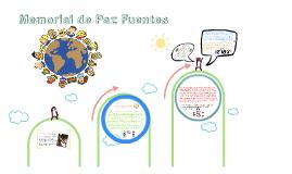 Copy of Memorial de Paz Fuentes