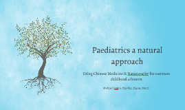 NEW 2016 Paediatrics a natural approach- Michael Lawlor