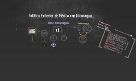 Copy of Relaciones México - Centroamérica