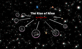 Copy of The Rise of Nine by Pittacus Lore